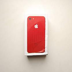 Коробка Apple iPhone 7 Red