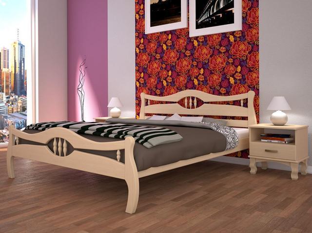 Кровать односпальная Корона 2