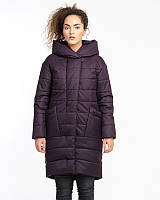Куртка парка женская Mangust зимняя слива (размер 50), фото 1