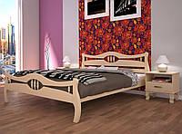Кровать полуторная Корона 2 ТИС