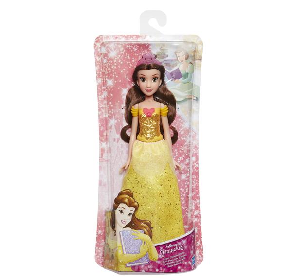 Кукла Hasbro Disney Princess-Кукла Принцесса Дисней  Белль E4159 SHIMMER BELLE