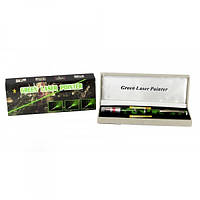 Зеленая Лазерная указка Green laser pointer 200 mW, фото 1