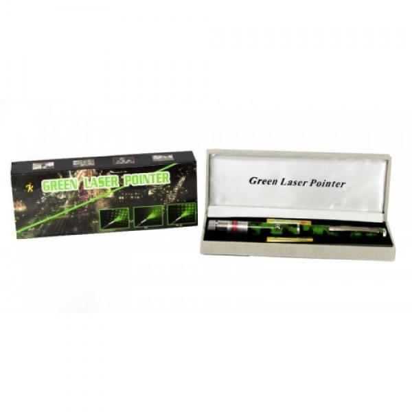 Зеленая Лазерная указка Green laser pointer 200 mW