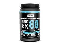 """PROTEX 80, EXTREMAL, сывороточный протеин, ликер """"Адвокат"""", 700 г"""
