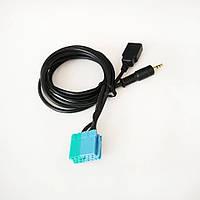КАБЕЛЬ ISO 20-Pin AUX USB универсальный