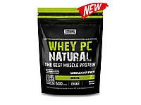 WHEY PC NATURAL, EXTREMAL, сывороточный протеин, натуральный вкус, 500 г