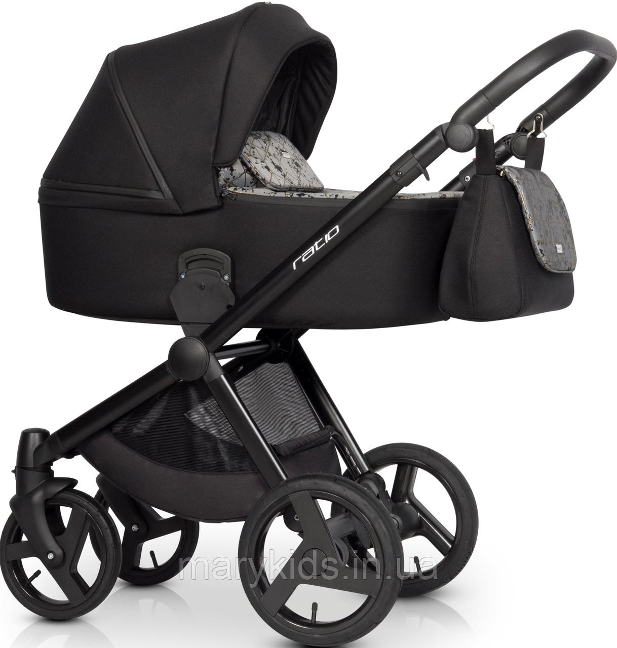 Детская универсальная коляска 2 в 1 Expander Ratio 01