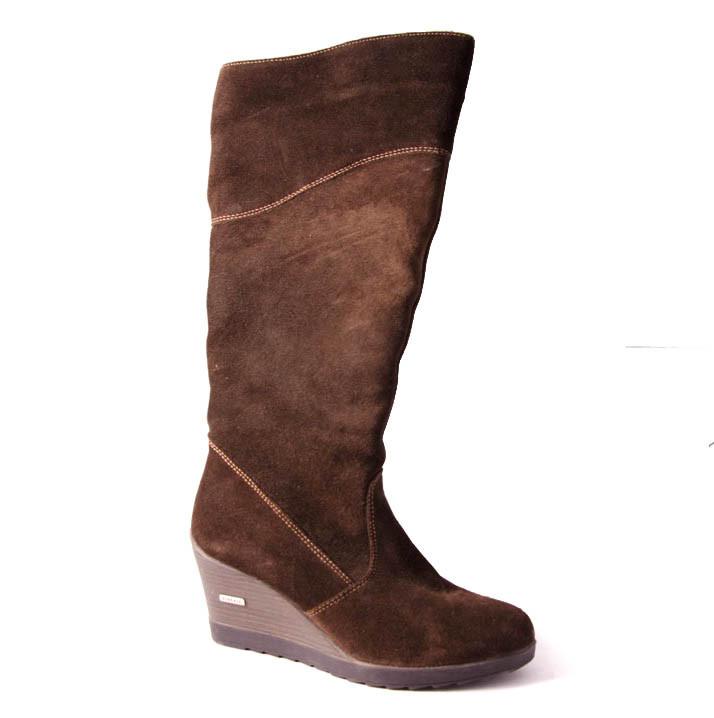 Сапоги женские коричневые Romani 5210716/3 р.36-41