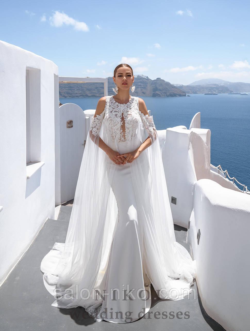 Свадебное платье № S-496