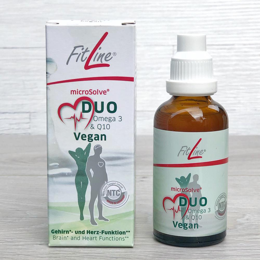 FitLine Heart Duo Omega 3 + Q10, Германия - PM International