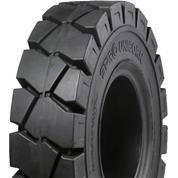 Шина цельнолитая для погрузчиков Solid Tyre 15X4 1/2-8 /EasyFit/ STARCO Unicorn