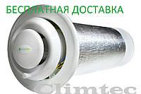 Приточно-вытяжная система вентиляции — рекуператор CLIMTEC РД-200 База