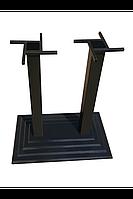 Опора для стола двойная Ле Ман Дабл