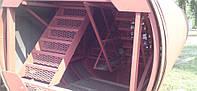 Изготовление резервуара рулонным методом 1000 м3  (1000 т.)