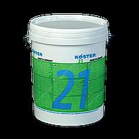 Гідроізоляція гібридна і полімерна гідроізоляція, рідкі мембрани KOSTER 21, 20 кг