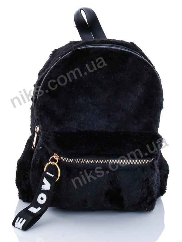 Рюкзак детский меховой 25*20 David Polo