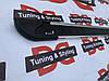 Бічні пороги RedLine V1 (алюм., довга база) 2 шт. Renault Trafic, Opel Vivaro 2001-2014, Erkul RLN1273, фото 3