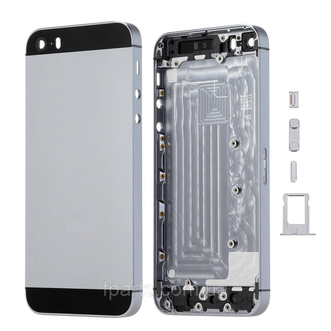 Корпус iPhone 5S, Space Grey
