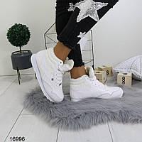 Женские зимние кроссовки на меху, АО 16996