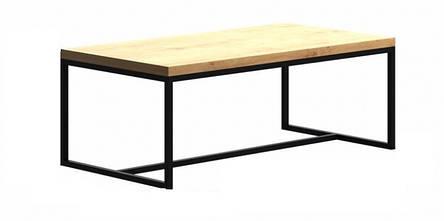 Кофейный Журнальный столик в стиле LOFT (NS-963246793), фото 2