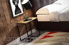 Прикроватный столик в стиле LOFT (NS-963246807), фото 3