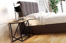 Прикроватный столик в стиле LOFT (NS-963246808), фото 3