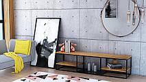 Тумба-Подставка для TV в стиле LOFT (NS-963246987), фото 2
