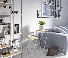 Подставка для Цветов в стиле LOFT  (NS-963246992), фото 2