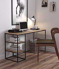 Письменный/Офисный стол в стиле LOFT (NS-963246998), фото 3