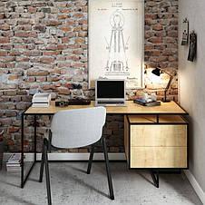 Письменный/Офисный стол в стиле LOFT (NS-963246999), фото 3