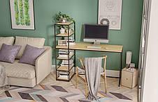 Письменный/Офисный стол в стиле LOFT  (NS-963247001), фото 3