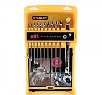 Набор ключей рожково-накидных Stanley удлиненные