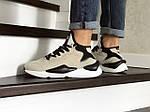 Чоловічі кросівки Adidas Y-3 Kaiwa (бежеві), фото 3