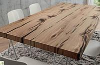 Прямокутна дерев'яна стільниця від виробника, фото 1