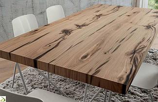 Прямоугольная деревянная столешница для стола в кафе, бар, ресторан от производителя