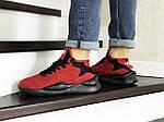 Мужские кроссовки Adidas Y-3 Kaiwa (красные), фото 3