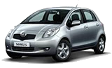 Зимние накладки Toyota Yaris 2006-2012 гг.