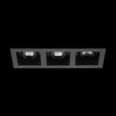 Встраиваемый светильник EGLO 61628 Biscari 3 28°