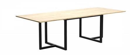 Обеденный стол в стиле LOFT (2600Х800х750)  (NS-963247016), фото 2