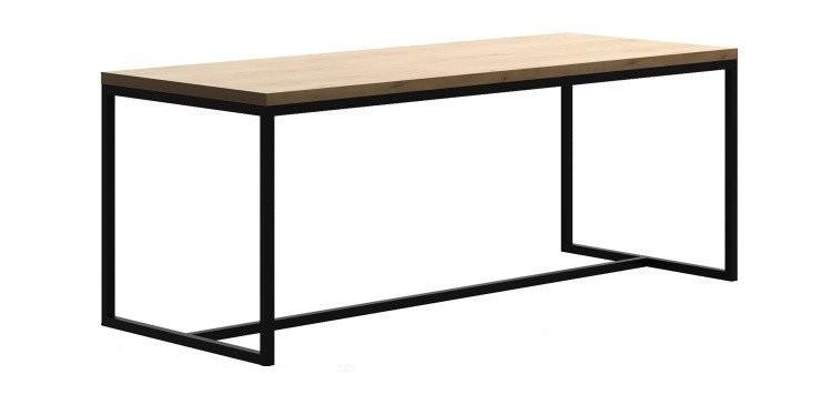 Обеденный стол в стиле LOFT  (NS-963247018)