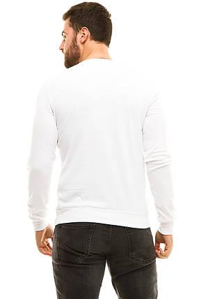 Свитшот 620 белый размер 54, фото 2