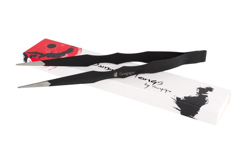 Щипцы для кальяна Sunpipe - Samurai (чёрные)