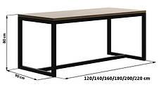 Обеденный стол в стиле LOFT  (NS-963247021), фото 3
