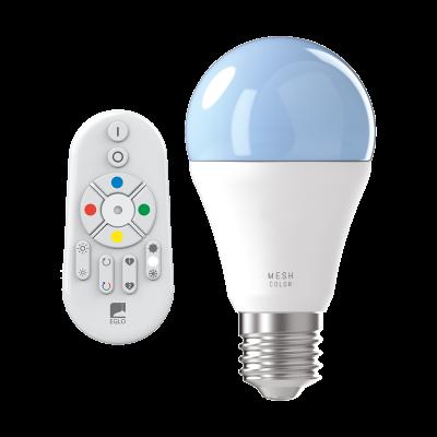 Лампа Eglo диммируемая RGB с пультом EGLO CONNECT LM LED E27 2700K-6500K 11585