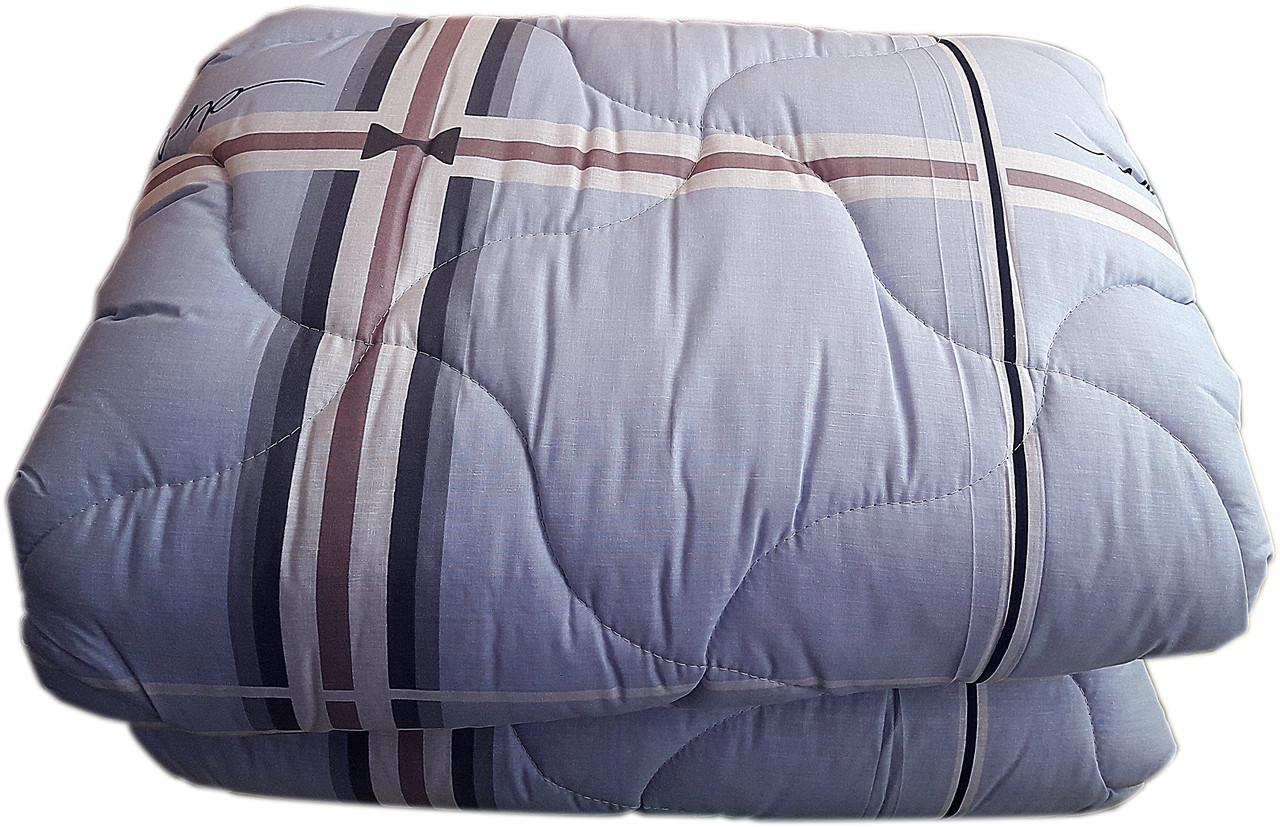 """Двуспальное одеяло на овчине """"№540"""" (172х205)"""
