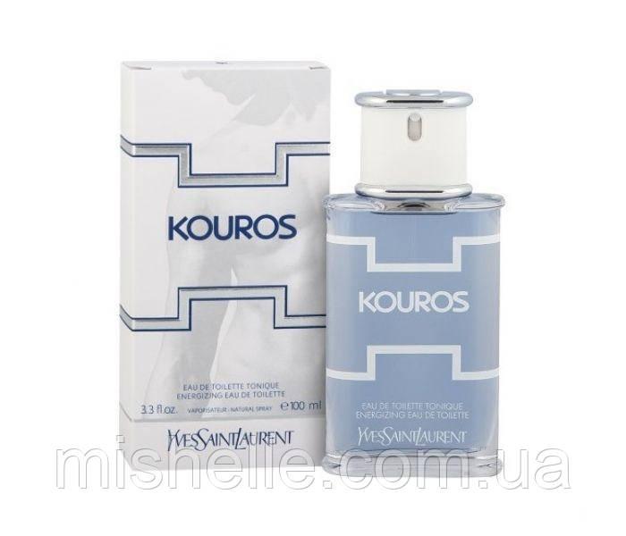Туалетная вода Yves Saint Laurent Kouros Eau de Toilette Tonique Energizing (Ив Сен Лоран Коурос Тоник)