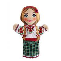 Кукла на руку Украинка 00633-10