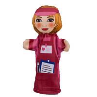 Кукла на руку Продавец 00654-60