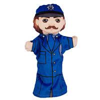 Кукла на руку Полицейский 00654-30