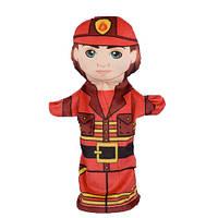 Кукла на руку Пожарник 00654-20